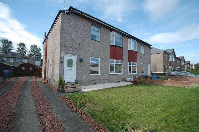 3 Bedrooms Apartment Flat for sale in Mosspark Drive, Glasgow