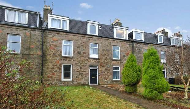 1 Bedroom Flat for sale in 25 Nellfield Place, Aberdeen