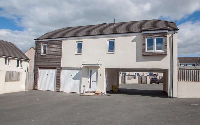 2 Bedrooms House for sale in Detached Coach House, Warleigh Village, Plymouth