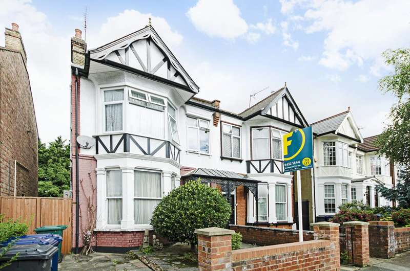 2 Bedrooms Flat for sale in Caddington Road, Cricklewood, NW2