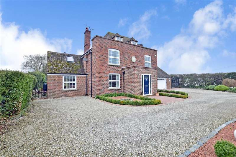6 Bedrooms Detached House for sale in Dover Road, , Sandwich, Kent