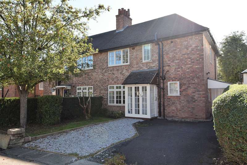 3 Bedrooms Semi Detached House for sale in Hay Green Lane, Bournville, Birmingham, B30