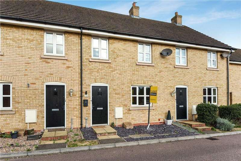3 Bedrooms Terraced House for sale in Birch Close, Cranfield, Bedford