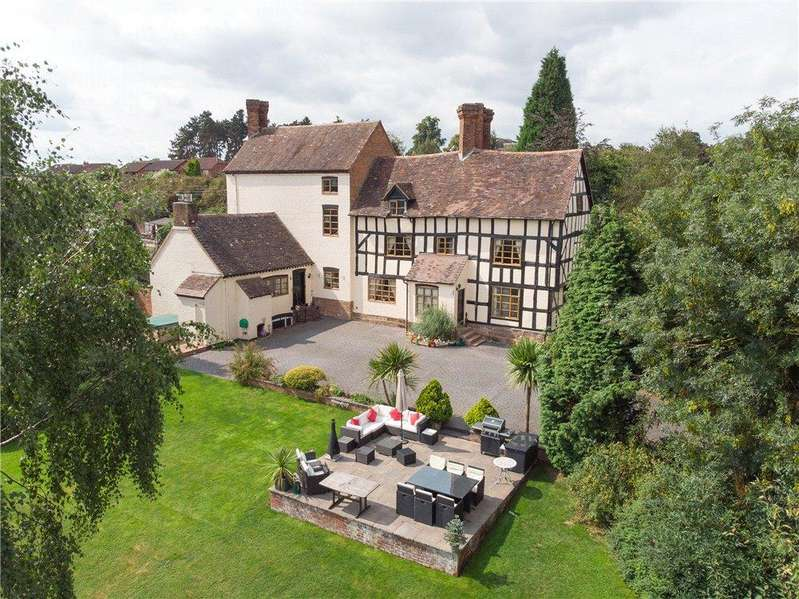 7 Bedrooms Detached House for sale in Manor Lane, Waresley, Kidderminster, Worcestershire, DY11