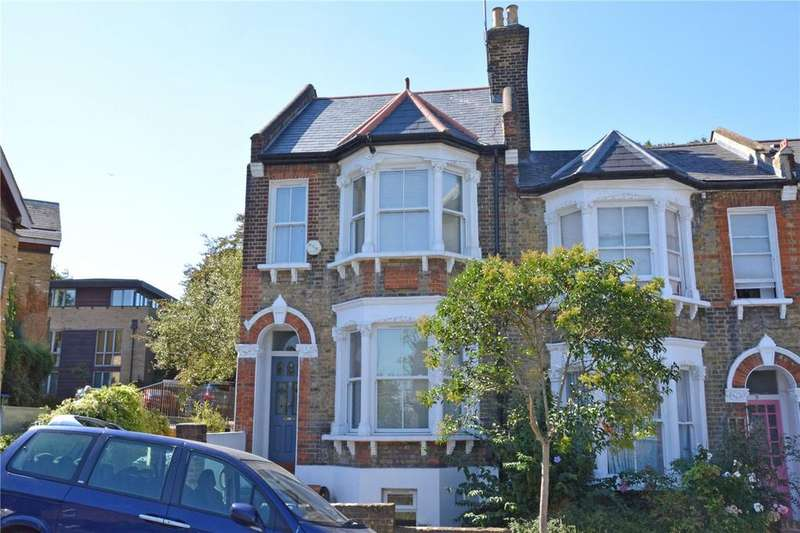 4 Bedrooms End Of Terrace House for sale in Halstow Road, Greenwich, London, SE10