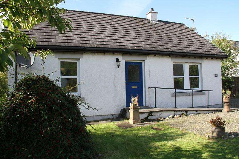 2 Bedrooms Detached Bungalow for sale in Barrmor View, Kilmartin PA31