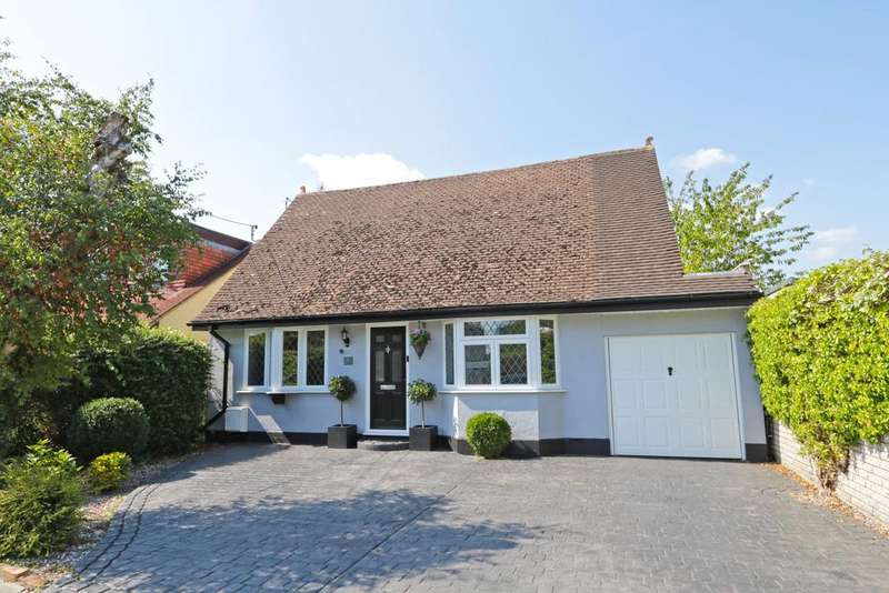 4 Bedrooms Detached House for sale in Lansdown Avenue, Daws Heath, Hadleigh SS7