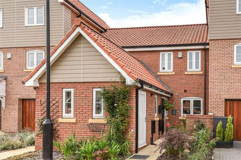 2 Bedrooms Terraced House for sale in The Quays, Burton Waters, LN1