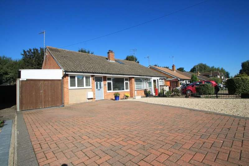 3 Bedrooms Semi Detached Bungalow for sale in Connaught Road, Aylesbury