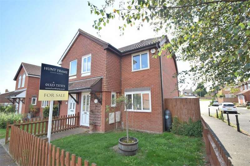 3 Bedrooms Semi Detached House for sale in Pentland Close, Langney, East Sussex