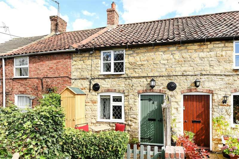 1 Bedroom Terraced House for sale in Anyans Row, Ingham, LN1