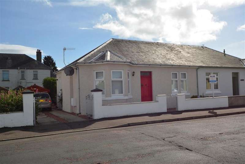 2 Bedrooms Semi Detached Bungalow for sale in 22 Haco Street, Largs, KA30 9BE
