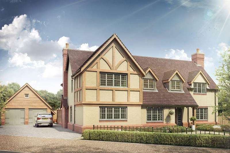 5 Bedrooms Detached House for sale in The Woodcroft, Purbeck Grange, Headland Road, Welford-on-Avon, CV37