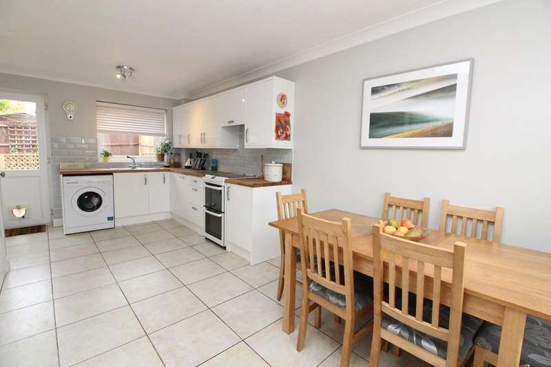 3 Bedrooms End Of Terrace House for sale in Willow Rise, Sandy, SG19