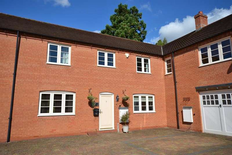 4 Bedrooms Terraced House for sale in Mill Court, Radford Road, Alvechurch