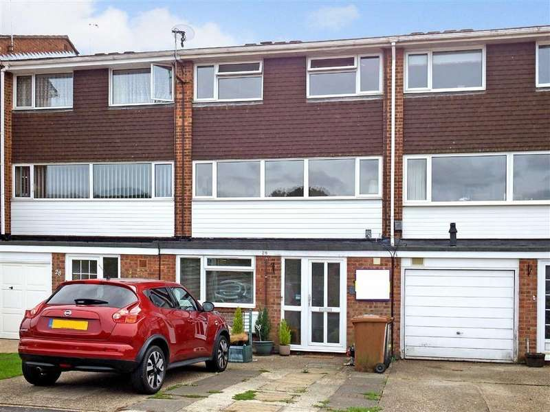 5 Bedrooms Terraced House for sale in Angotts Mead, Stevenage, Hertfordshire, SG1
