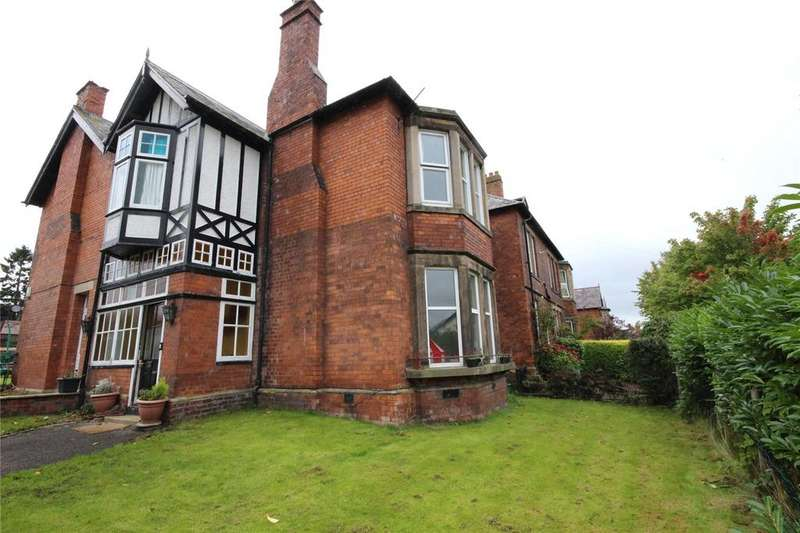 3 Bedrooms Apartment Flat for sale in 7 Cromwell Crescent, Carlisle, Cumbria