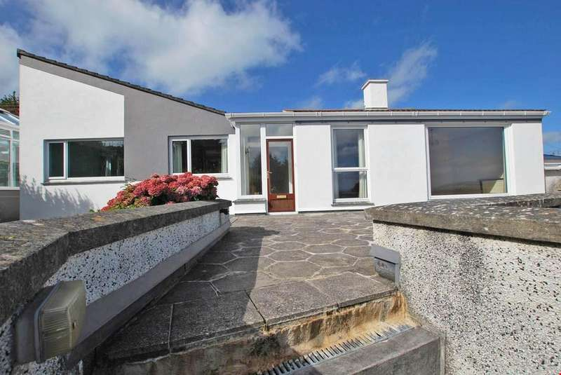 4 Bedrooms Detached Bungalow for sale in Newlyn, Nr. Penzance, Cornwall, TR18