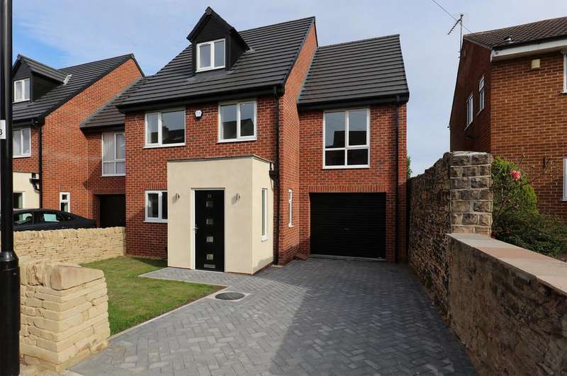 5 Bedrooms Detached House for sale in Walkley Crescent Road, Walkley