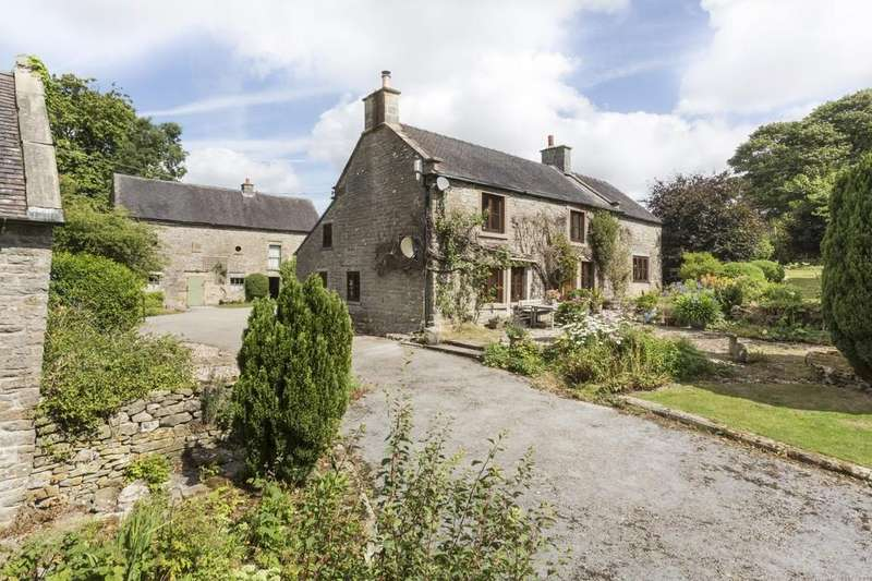 3 Bedrooms Farm House Character Property for sale in Alstonefield, Ashbourne