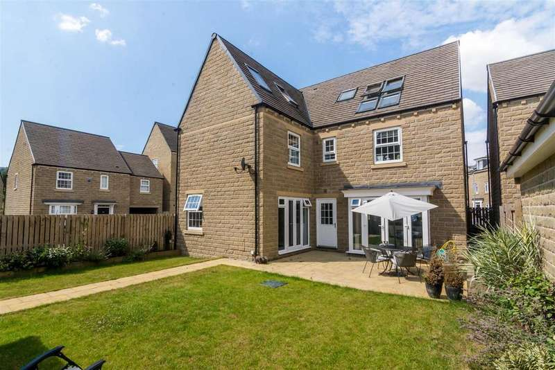 6 Bedrooms Detached House for sale in Mill Way, Otley, Leeds