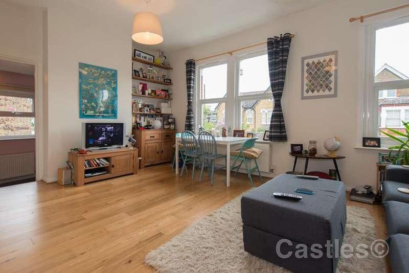 1 Bedroom Flat for sale in Alexandra Road, London, N8