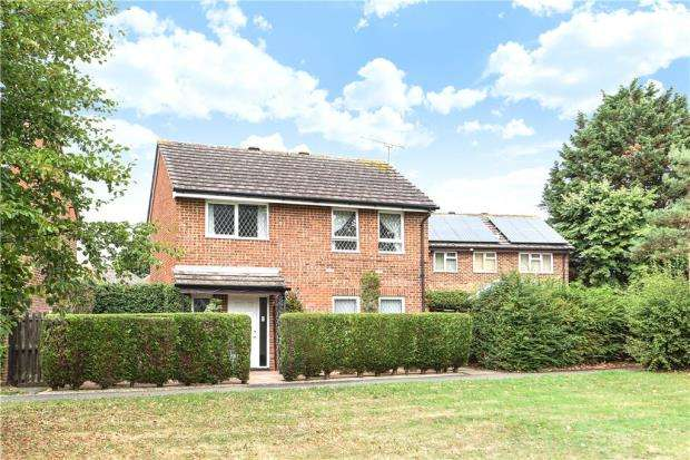 4 Bedrooms Detached House for sale in Huntingdon Close, Lower Earley, Reading