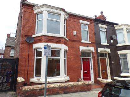 3 Bedrooms End Of Terrace House for sale in Sunbury Road, Anfield, Liverpool, Merseyside, L4