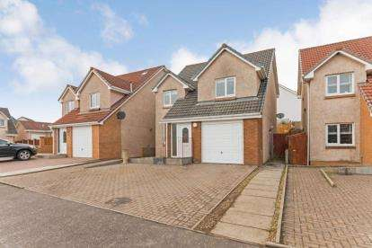 5 Bedrooms Detached House for sale in Manse Gardens, Galston, East Ayrshire