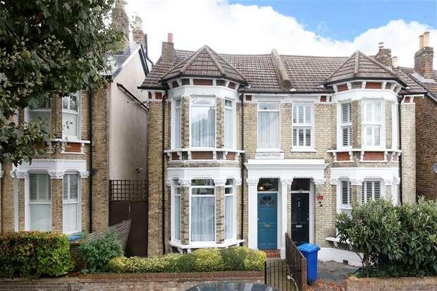 5 Bedrooms Semi Detached House for sale in Oglander Road, East Dulwich