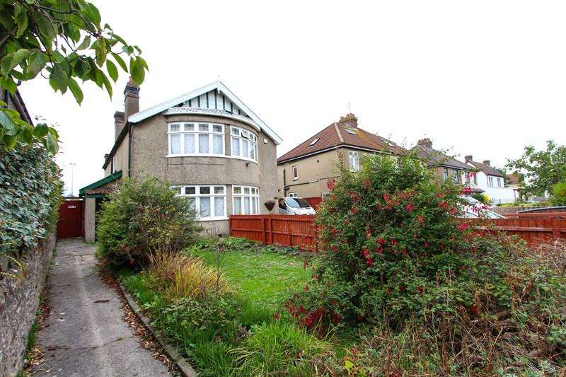 2 Bedrooms Semi Detached House for sale in High Street, Oldland Common, Bristol