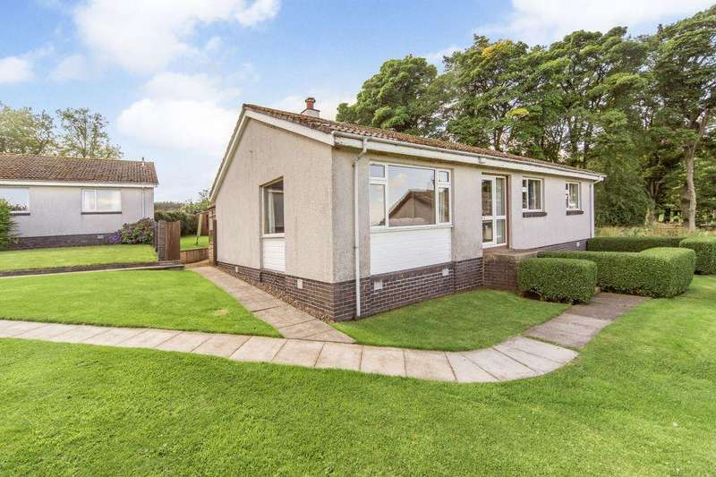 3 Bedrooms Detached Bungalow for sale in 5 Castle Moffat Cottages, Garvald, Haddington, East Lothian, EH41 4LW