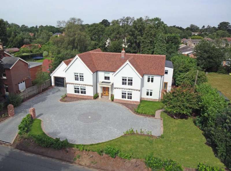 6 Bedrooms Detached House for sale in Gaston Street, East Bergholt