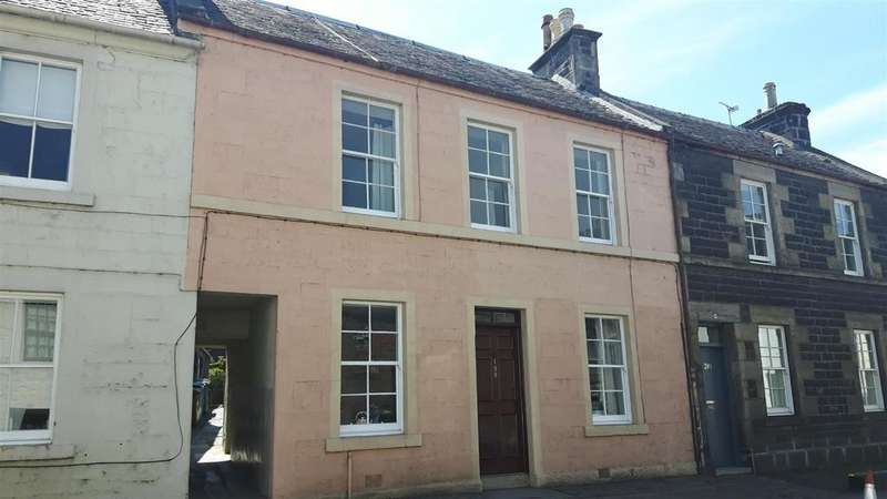 3 Bedrooms Terraced House for sale in High Street, Newburgh