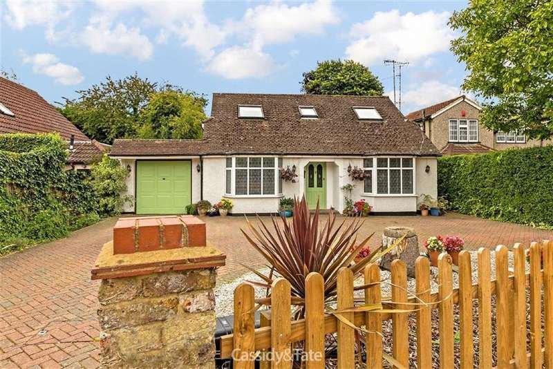 4 Bedrooms Detached House for sale in Oakwood Road, St Albans, Hertfordshire