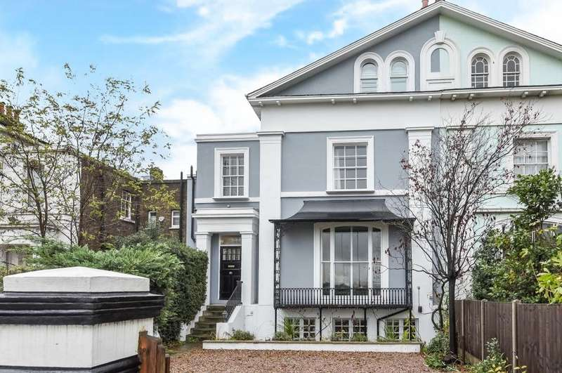 6 Bedrooms Semi Detached House for sale in Shooters Hill Road London SE3