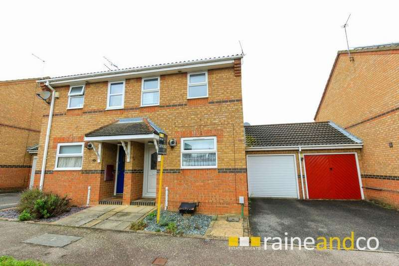 2 Bedrooms Semi Detached House for sale in Cooks Way, Hatfield, AL10