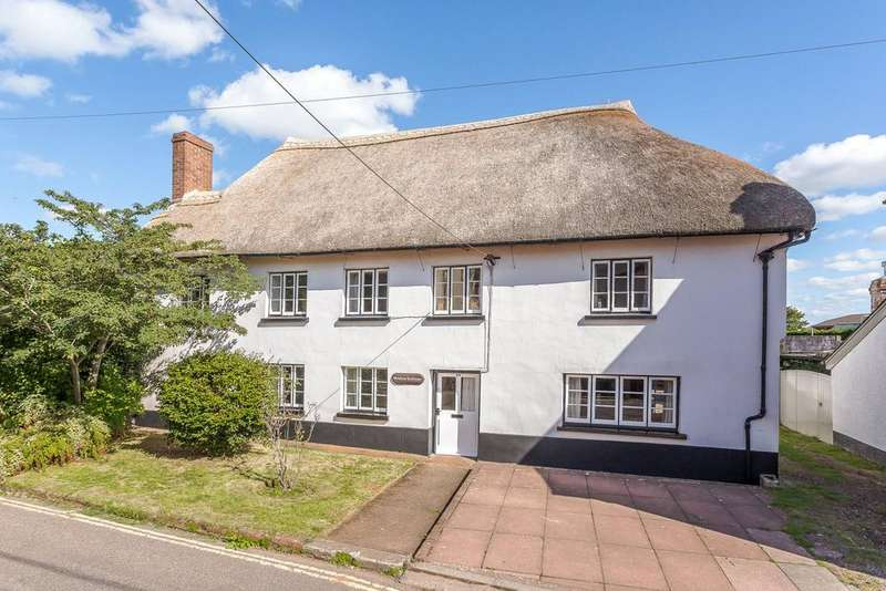 5 Bedrooms Detached House for sale in Fore Street, Silverton, Exeter