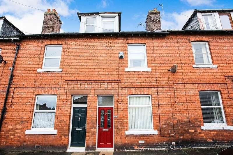 3 Bedrooms Property for sale in Cranbourne Road, Carlisle, CA2