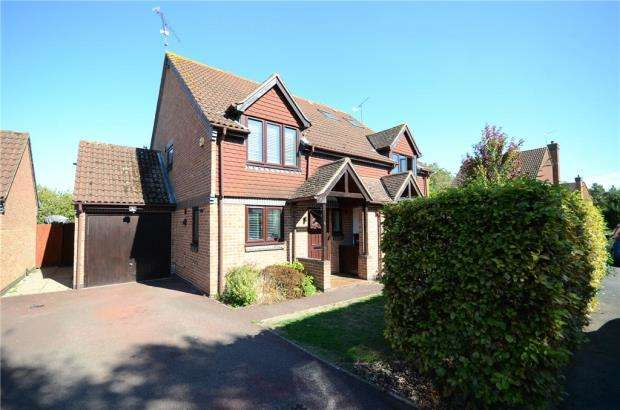 3 Bedrooms Semi Detached House for sale in Winston Close, Spencers Wood, Reading