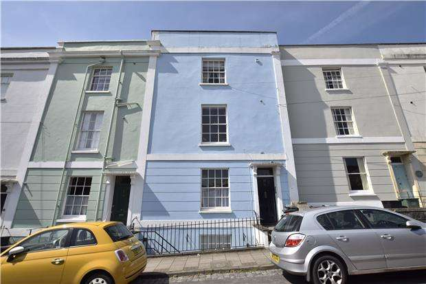 2 Bedrooms Flat for sale in Anglesea Place, BRISTOL, BS8 2UN