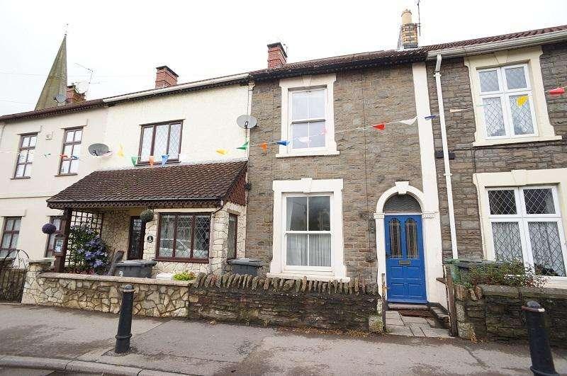 2 Bedrooms House for sale in Cossham Street, Mangotsfield, Bristol, BS16 9EW