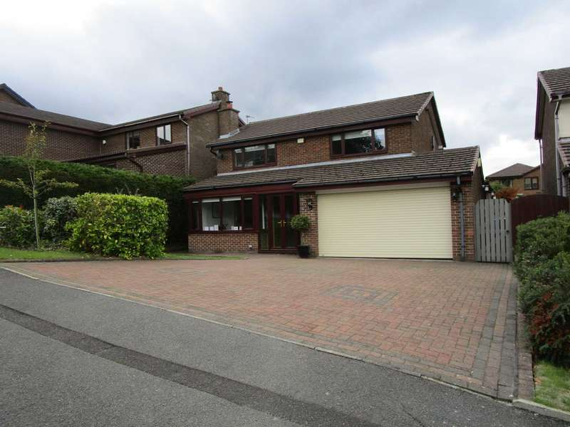 4 Bedrooms Detached House for sale in Harden Hills, Shaw