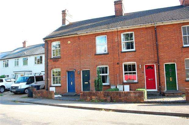 2 Bedrooms Terraced House for sale in Bedford Road, Aspley Guise
