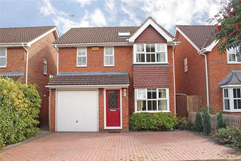 3 Bedrooms Detached House for sale in The Reeds, Welwyn Garden City, Hertfordshire
