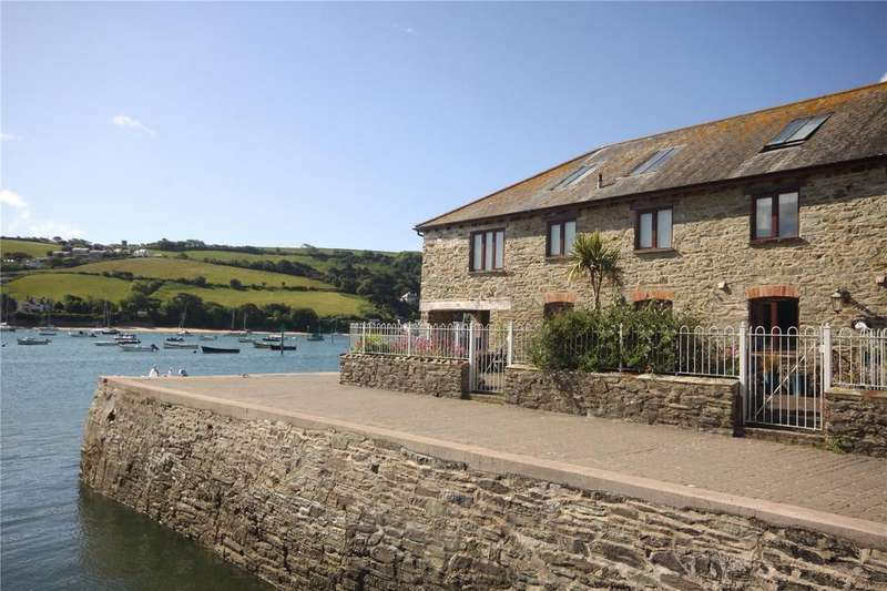 4 Bedrooms End Of Terrace House for sale in Victoria Quay, Salcombe, TQ8