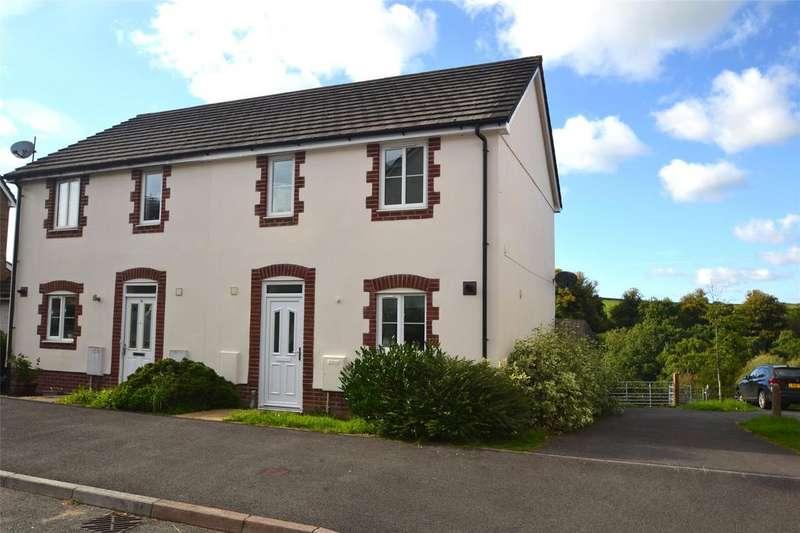 3 Bedrooms Semi Detached House for sale in Trafalgar Drive, Torrington