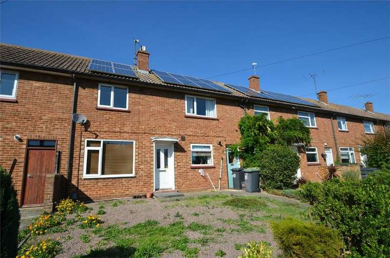 3 Bedrooms Terraced House for sale in Lucas Way, SHEFFORD, Bedfordshire