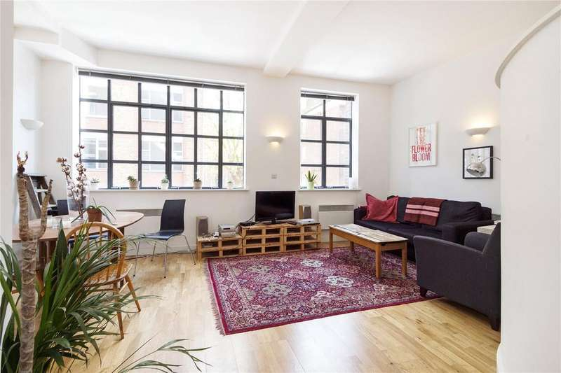 1 Bedroom Flat for sale in Anlaby House, 31 Boundary Street, London, E2