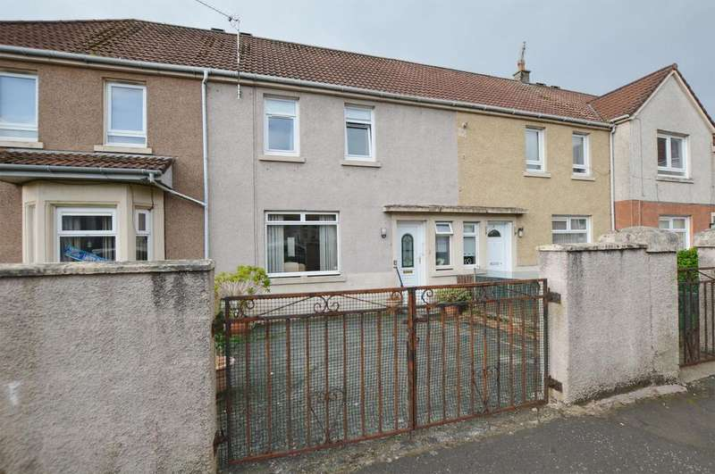 3 Bedrooms Terraced House for sale in 4 Clark Place, SALTCOATS, KA21 6JU